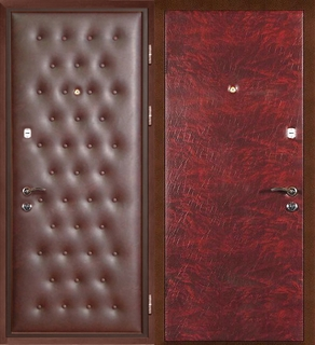 дверь металлическая эконом г подольск