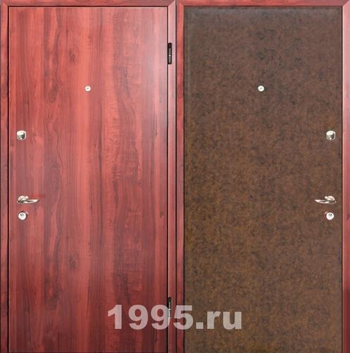ламинированные двери входные каталог
