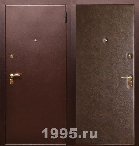 купить дверь входную с порошковым напылением в интернет магазине