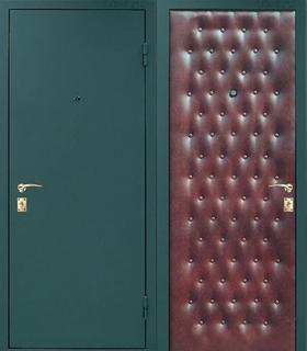 железная дверь недорого порошковое напыление