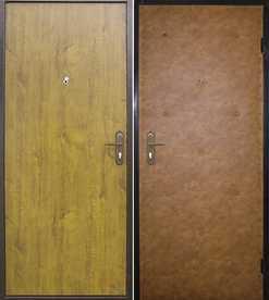 железная дверь эконом в домодедово