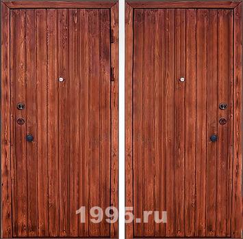 Недорогие двери для дачи