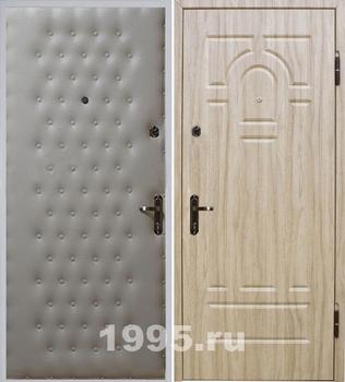 двери уличные металлические с порошковым напылением одинцовский район