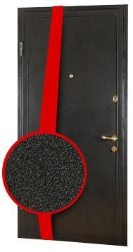 подъездные металлические двери эконом класса от производителя