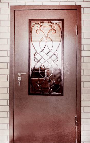 двери входные с витражами в ногинске