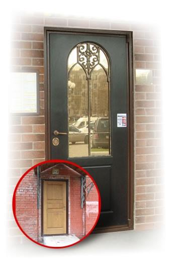 заказать металлическую дверь в котельниках