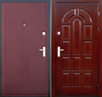 железные двери в городе озёры