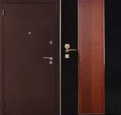 двери металлические царицыно