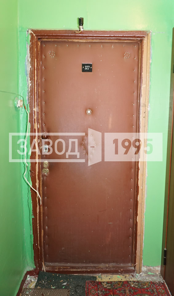 установка железной двери дёшево