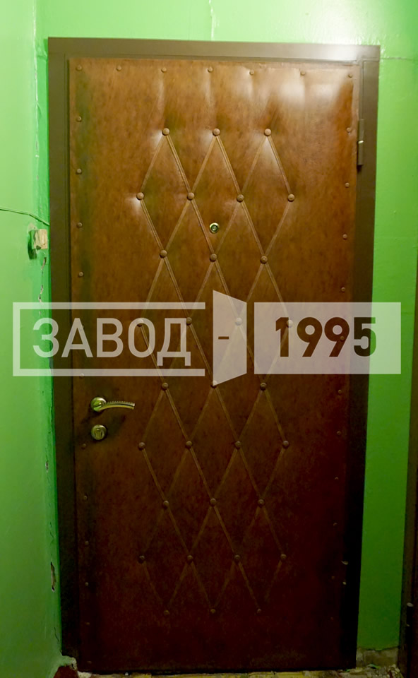 железные двери установка мытищи